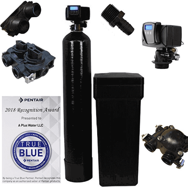 good housekeeping water softener for city wPentair-WS48-56sxt10-Fleck-water-softenerater