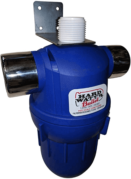 """alt=""""triple action poly salt-free water softener outer structure"""""""