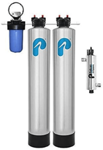Reviews on pelican whole house water filter and softener with UV disinfection