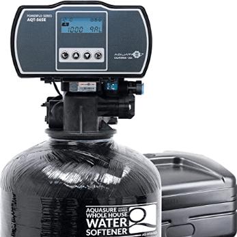 best water softeners to remove iron - aquasure harmony series 64000 grains.