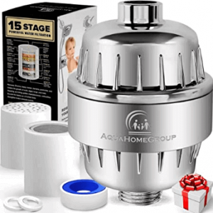 AquaHomeGroup shower water Filter