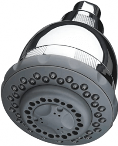 Culligan WSH-C125 Wall-Mounted Filtered Showerhead