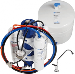 Home Master TM Undersink smallest reverse osmosis system