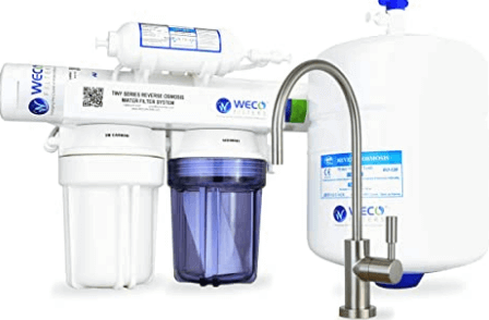 smallest reverse osmosis system weco tiny