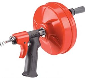 ridgid power spin manual