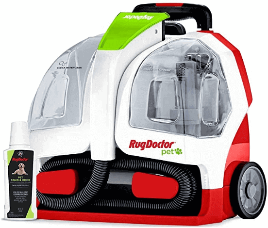 Rug Doctor Powerful deep cleaning carpet shampooer