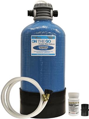 OTG4-DBLSOFT Best water softener for Arizona